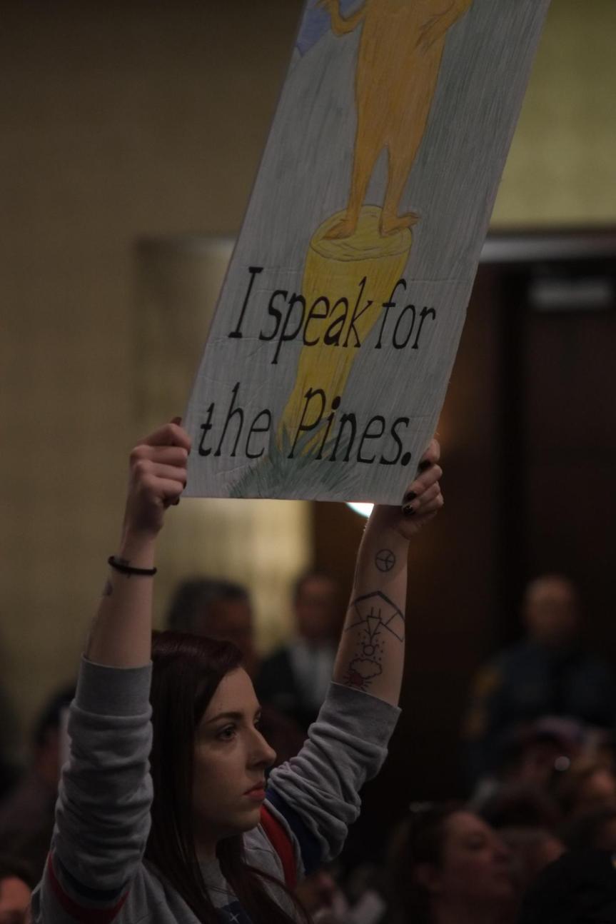 I Speak for thePines