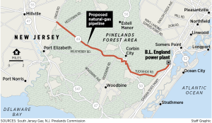 Image credit: philly.com Along the hotly disputed Pinelands pipeline's path, hopes, fears, and doubts