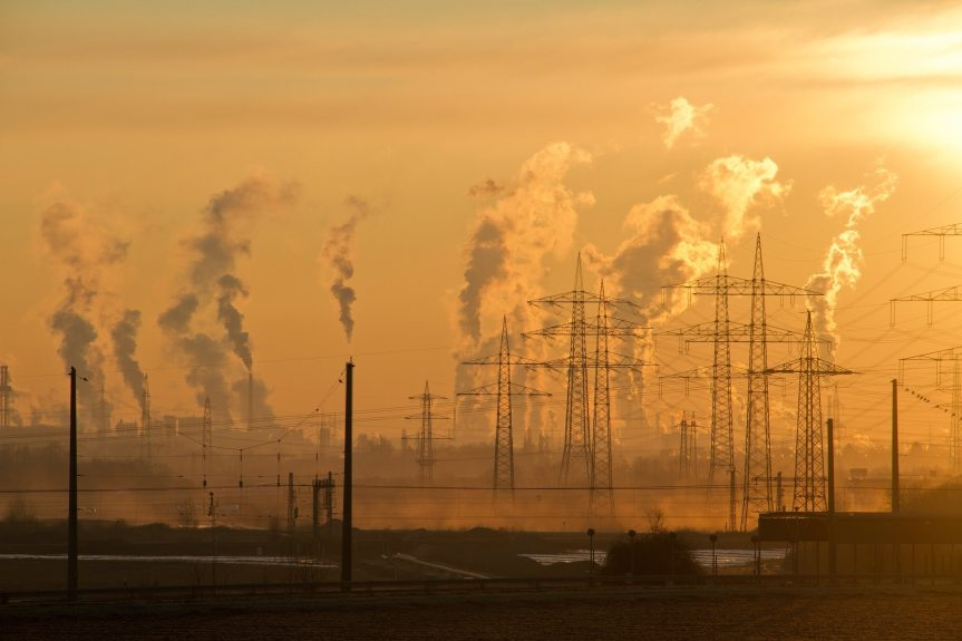 Why the US must Lead at Reducing Carbon Emissions